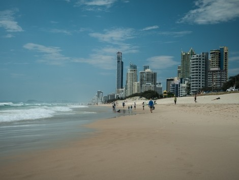 tak to je Surfers paradise