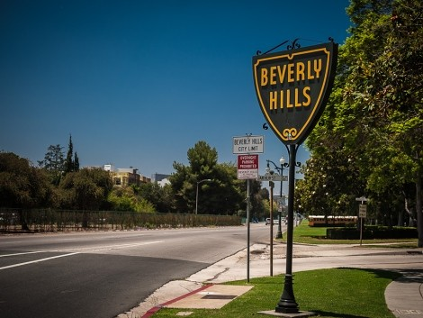Los Angeles a Beverly Hills